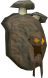Compost mound chathead