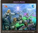 Aesa's Rune