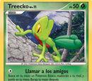 Treecko (Frente Tormentoso TCG)
