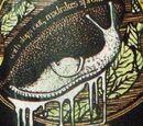 Flesh eating slug