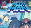 Mega Man Issue 9 (Archie Comics)