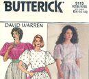 Butterick 3113 A