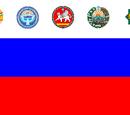 1997 Kara-kalpak, Kazakh, Kyrgyz, Tajik, Turkmen and Uzbek Alliance (1962: The Apocalypse)