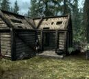 Skyrim: Hütten