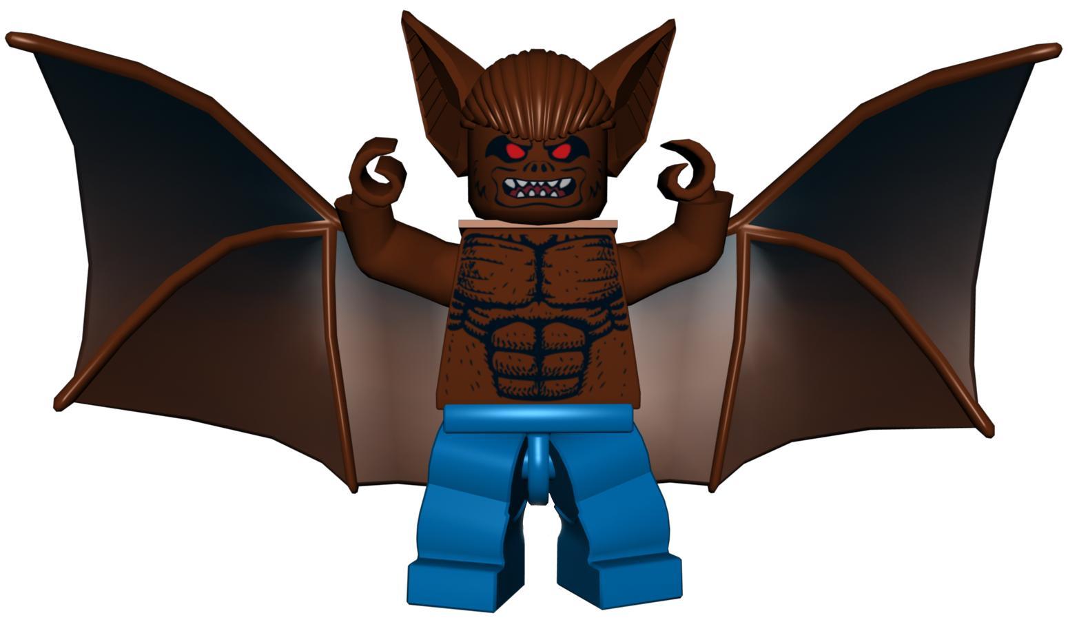 Man-Bat (LEGO Batman: The Videogame) - Batman Wiki