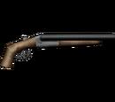 Escopeta de cañones recortados