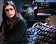 Amy devastated