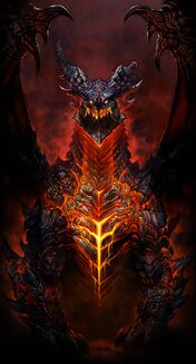 Deathwing Cataclysm