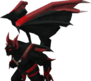 Corrupted beast