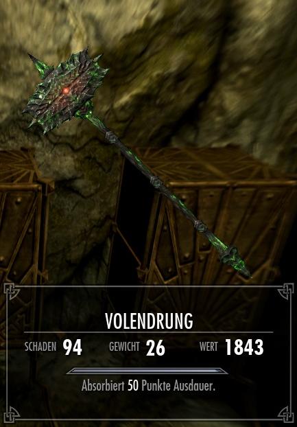 Volendrung (Skyrim) - Das The Elder Scrolls Wiki