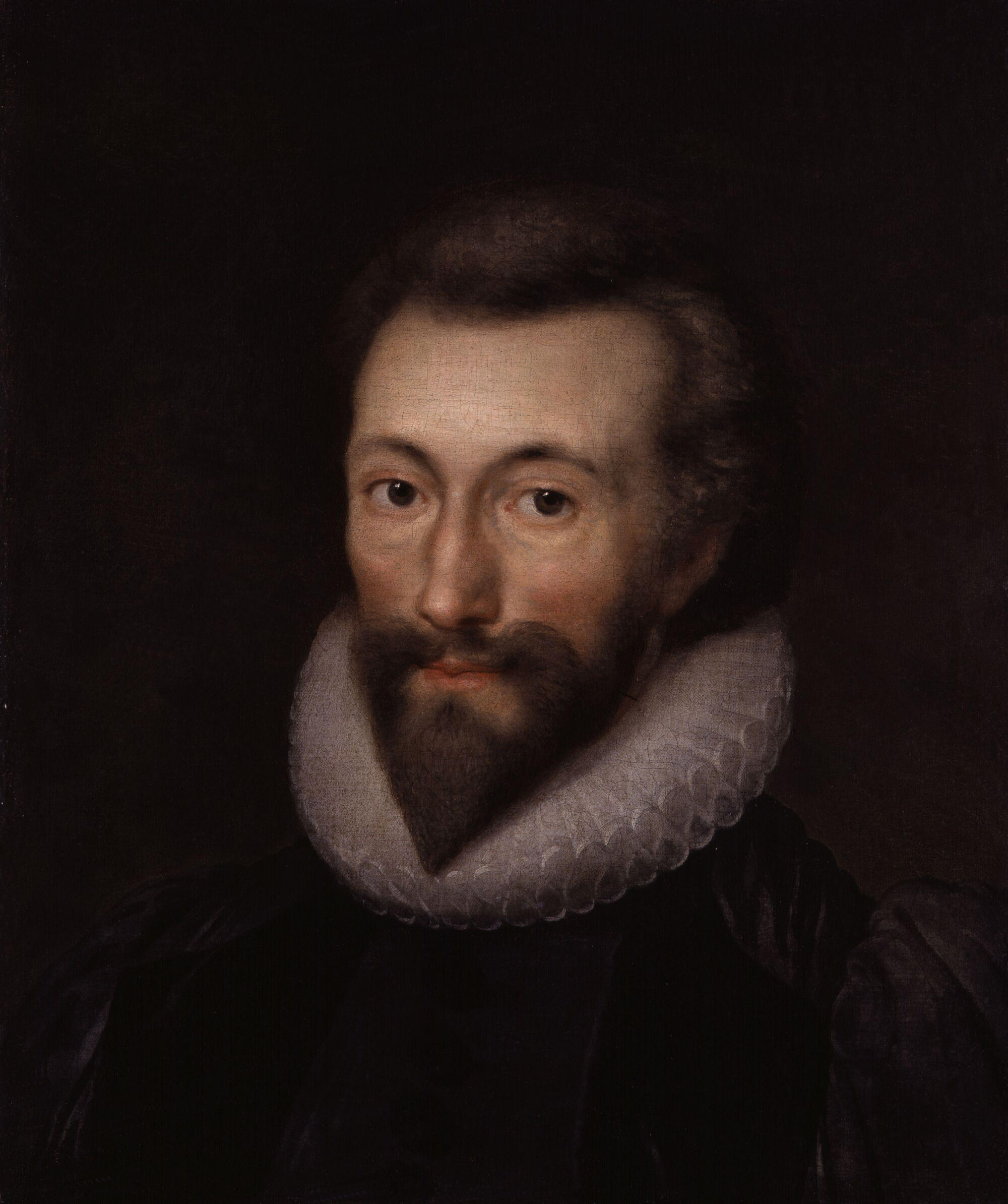 john donne writing style