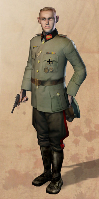 Kandler - The Medal of Honor Wiki - United Offense ...