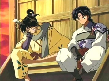 Inuyasha Jakotsu Sword