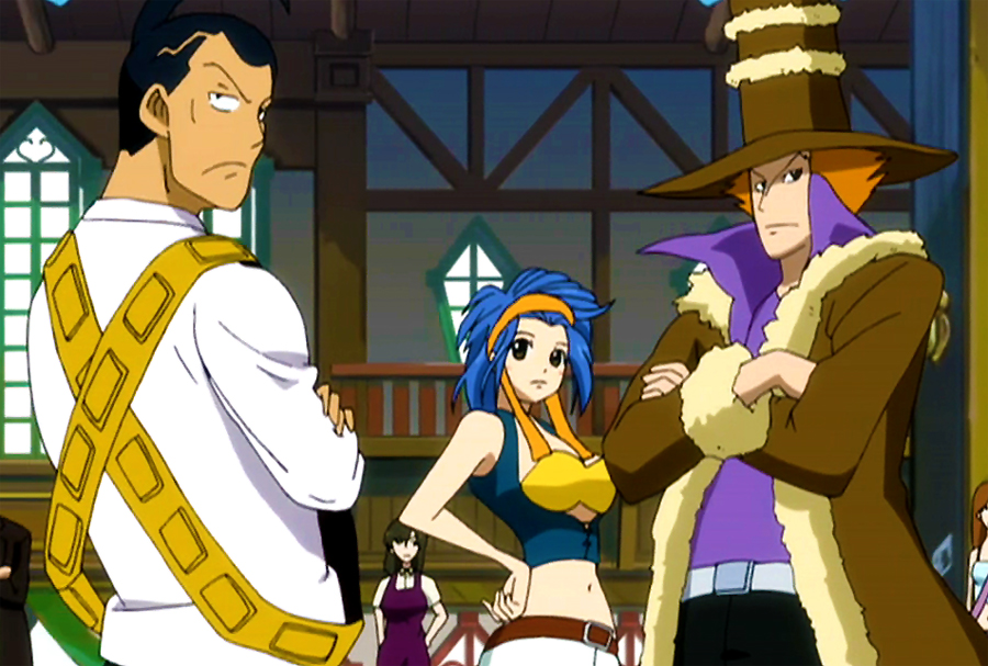 Name A Flaw Am Characters 6330 Levy Mcgarden Fairy Tail
