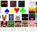 Minecraft Party 2011