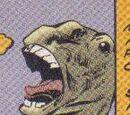 Unidentified sauropod (TLW Comic)