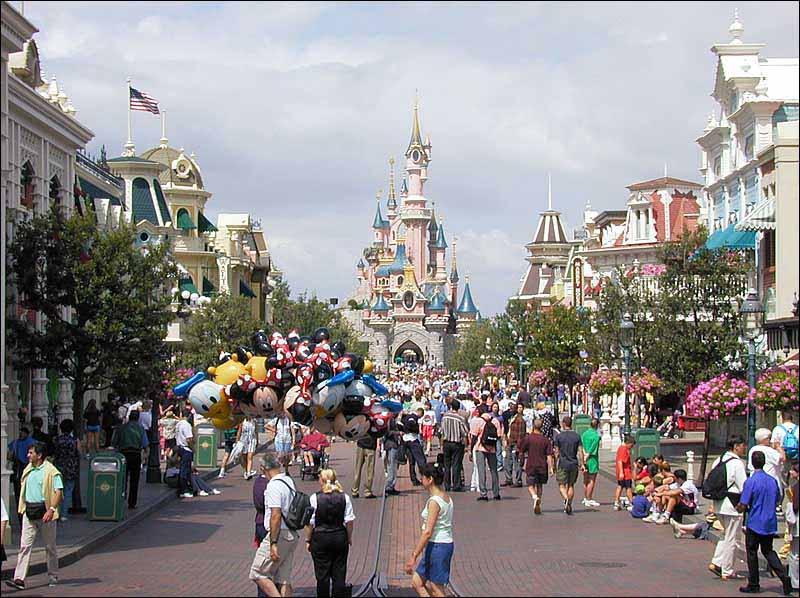 Main Street, U.S.A. - Disney Wiki