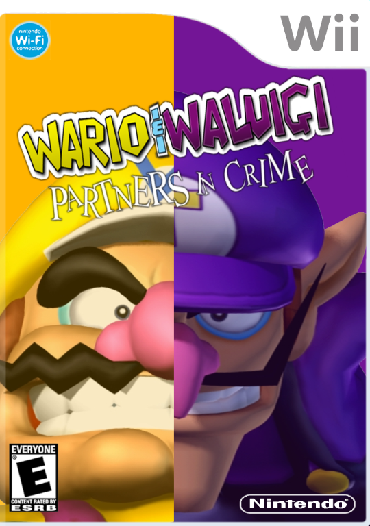 Wario and Waluigi  Partners in CrimeWario And Waluigi Wallpaper