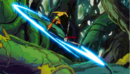 Azuma dodges the attack of Erza.png