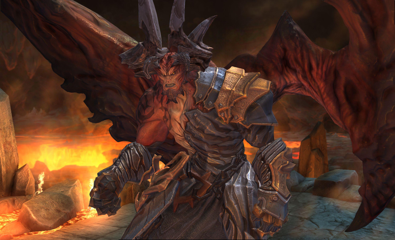Samael darksiders wiki wrath of war weapons enemies