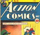 Action Comics Vol 1 24