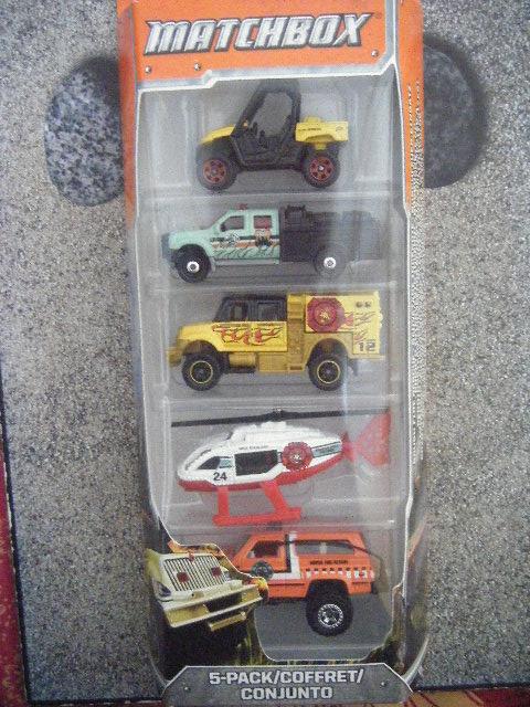 Matchbox Cars Images Image Matchbox 2012 5 Pack