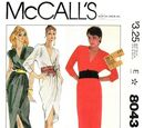 McCall's 8043 A
