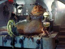 Jabba's dais