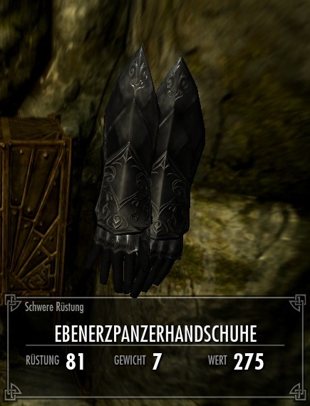 handschuhe das the elder scrolls wiki oblivion skyrim elder scrolls. Black Bedroom Furniture Sets. Home Design Ideas