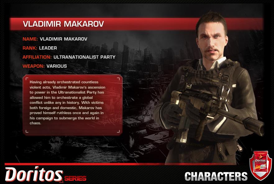 Classify Vladimir Makarov