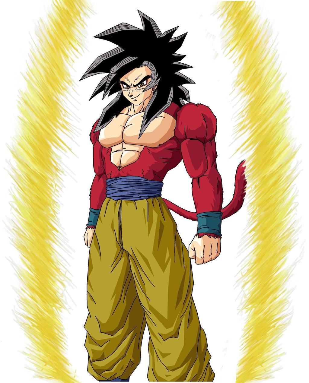 Goku awesome characters wiki - Super saiyan 6 goku pictures ...