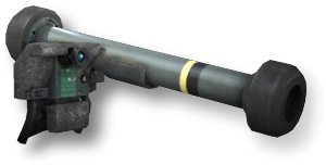 Javelin Rocket Launcher