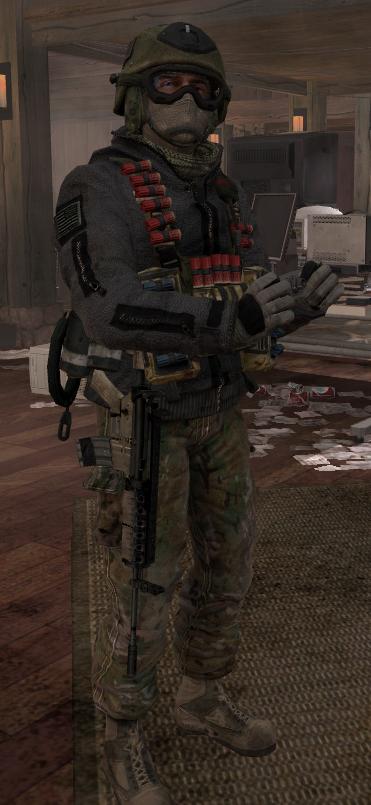 Scarecrow (Modern Warfare 2) - The Call of Duty Wiki ...