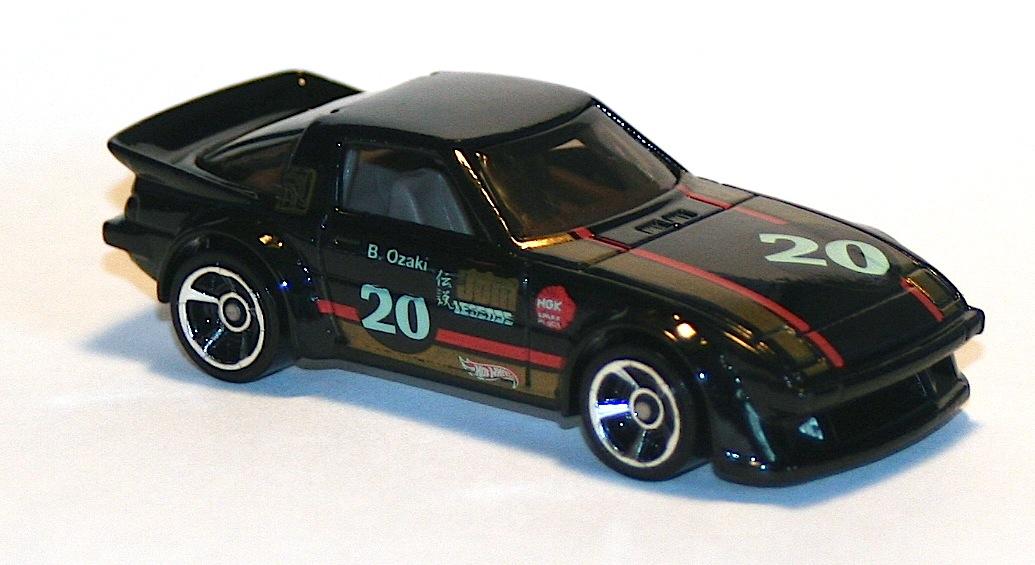 New Mazda Rx7 >> Mazda RX-7 - Hot Wheels Wiki