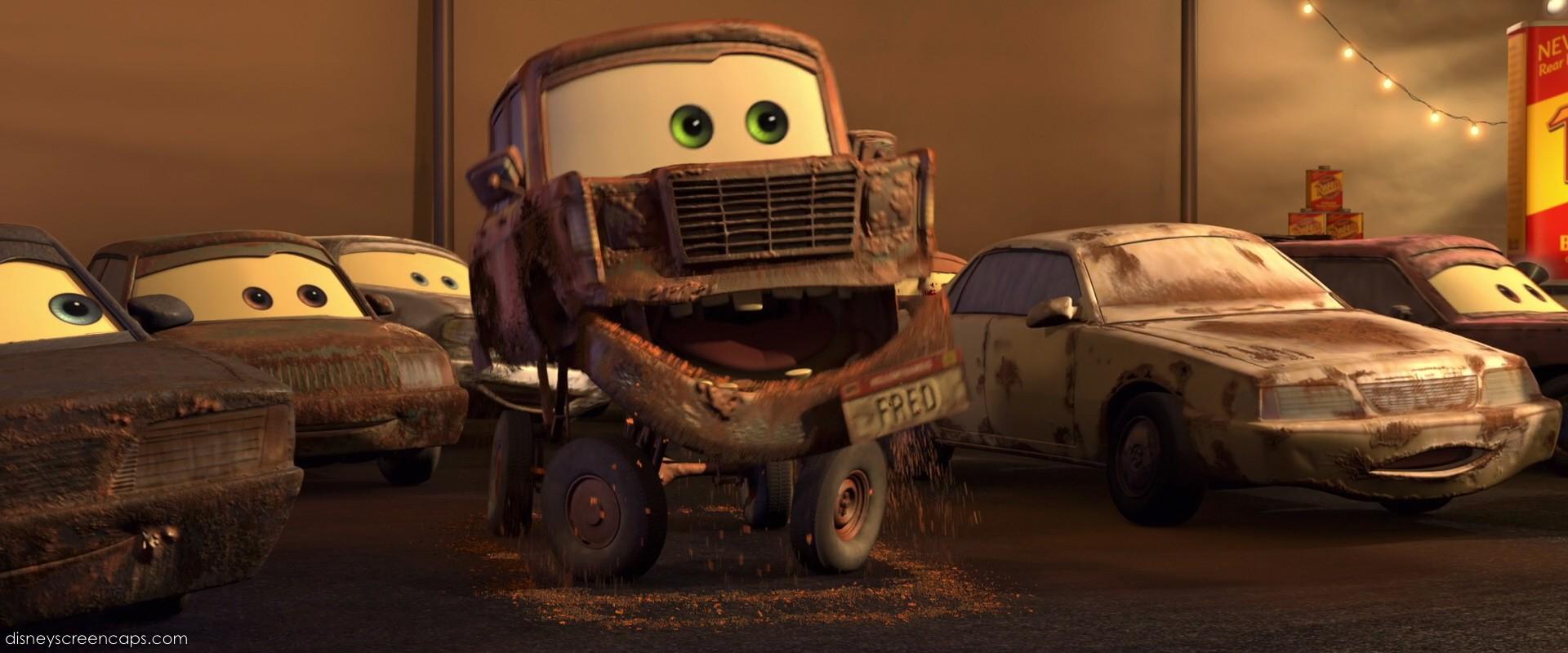 image fred pixar wiki disney pixar animation