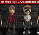 Nuevos avatares de Max Payne