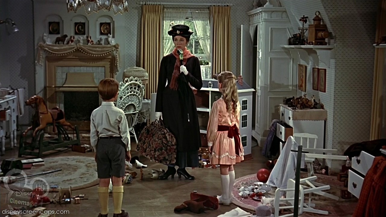 Mary Poppins Character Gallery Disney Wiki Wikia