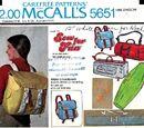 McCall's 5651 A