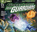 Green Lantern: New Guardians Vol 1 5