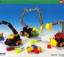 9201 Toolo (Action Wheelers) Medium Set