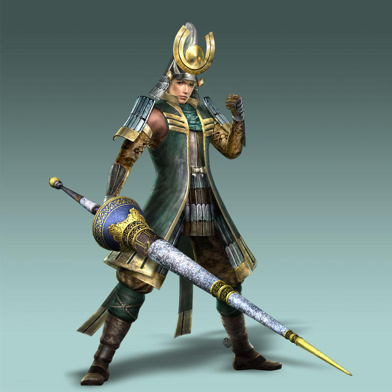 Warriors Orochi 3 Ultimate Guan Yu Mystic Weapon: Nagamasa-wo3-dlc-sw1.jpg