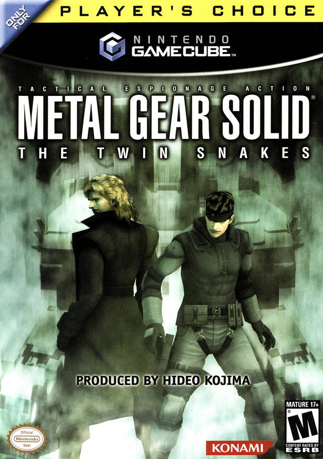 Category:Metal Gear Solid: The Twin Snakes - Metal Gear ...