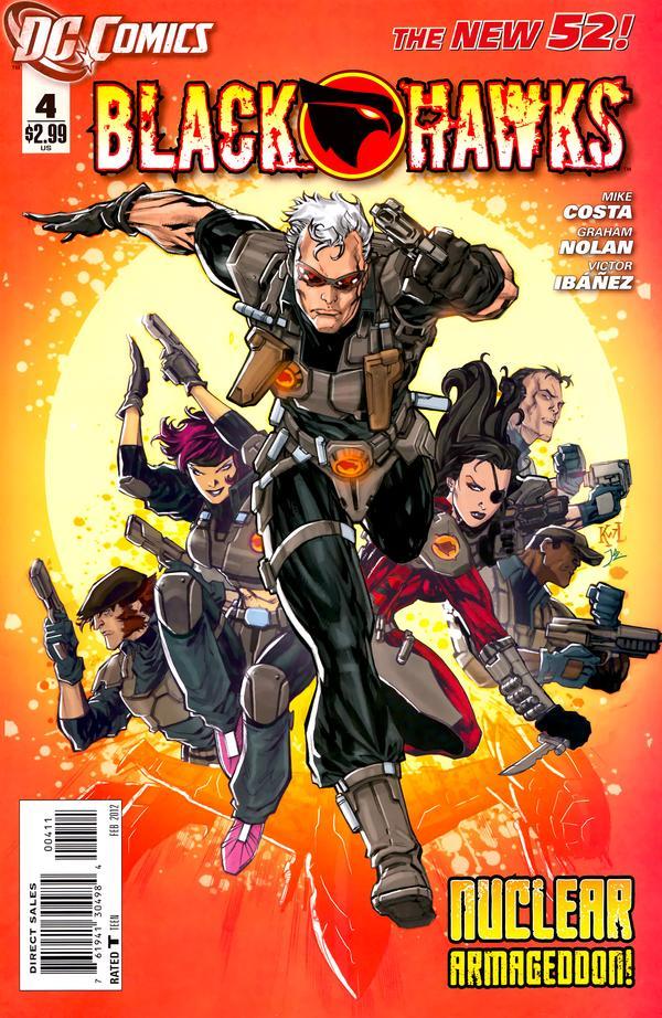 Blackhawks Vol 1 4 Dc Comics Database