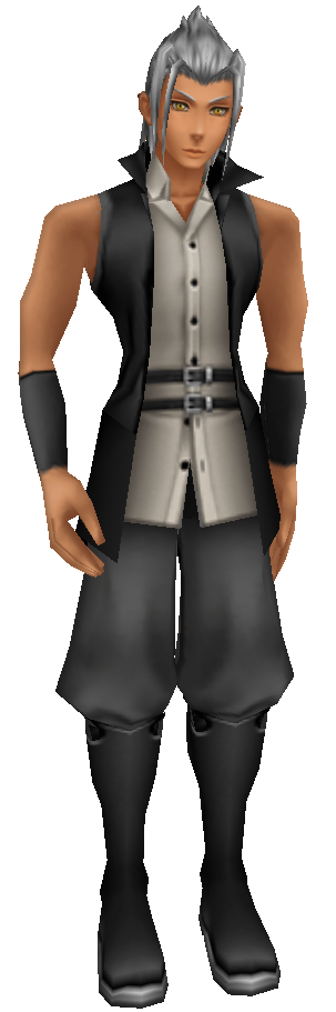Xehanort (KH:Trilogy) - Enough fan-made Information to ...