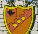 Stemma del clan de' Paperoni