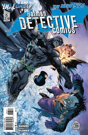 Tag 26 en Psicomics 300px-Detective_Comics_Vol_2_6