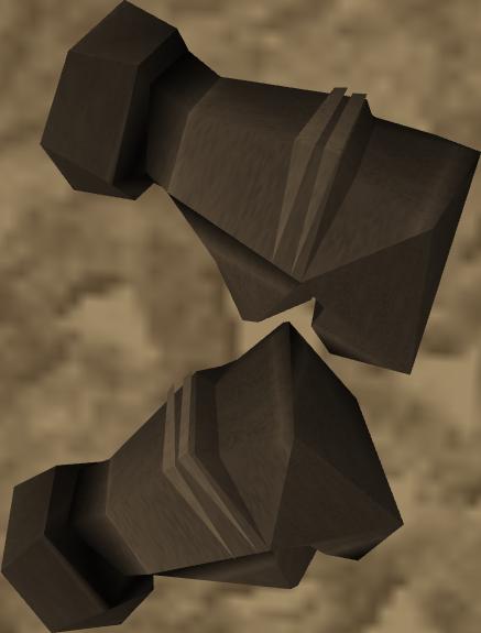 Soft leather runescape