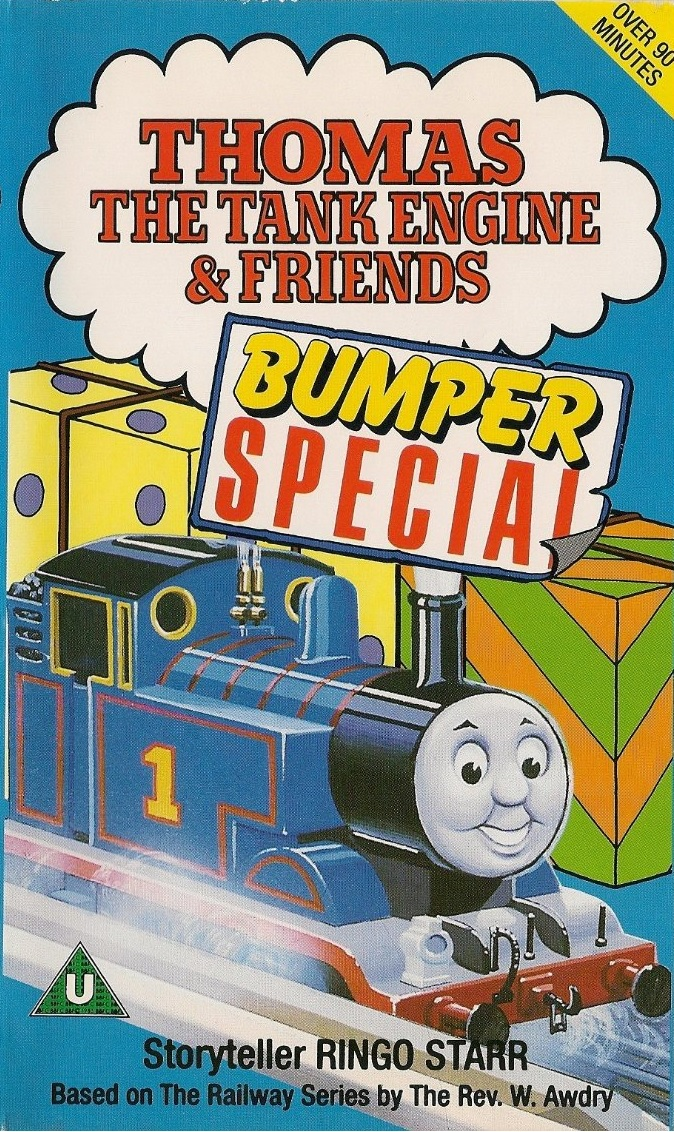 Bumper Special Thomas The Tank Engine Wikia