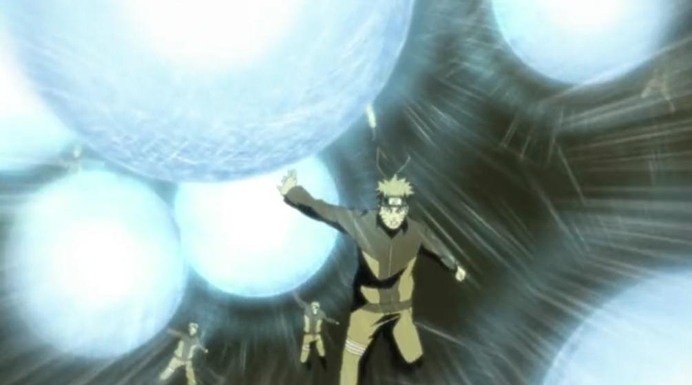 [FP] Uzumaki Naruto Senpo_Chodama_Rasen_Tarengan