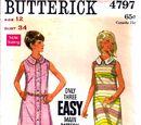 Butterick 4797